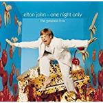 Vinyl one direction CD-skivor Elton John - One Night Only - The Greatest Hits [VINYL]